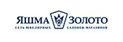 Логотип Яшма золото